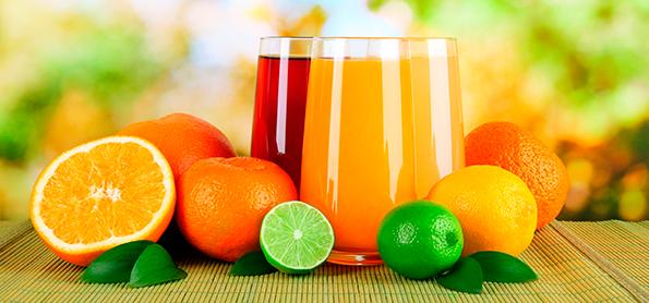 Receitas de sucos refrescantes para o verão