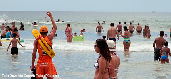 Atenção! Afogamentos são mais comuns no verão