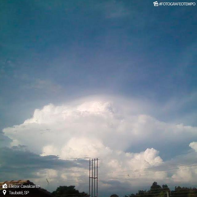 Conheça a nuvem que provoca as tempestades - Categoria - Notícias ... cd2276086f4d4