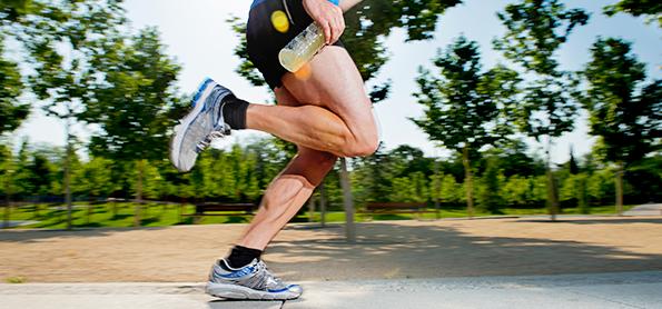 Como lidar com o excesso de suor durante os exercícios