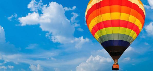 Saiba qual é a melhor época para o balonismo