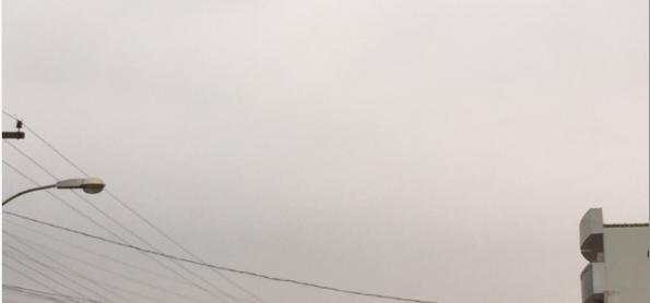 Madrugada gelada em Minas Gerais