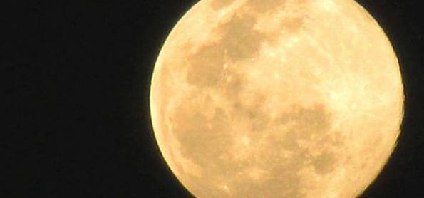 Outono de 2019 começa com lua cheia