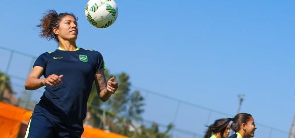 Futebol olímpico nesta quarta em BH, Rio e em São Paulo