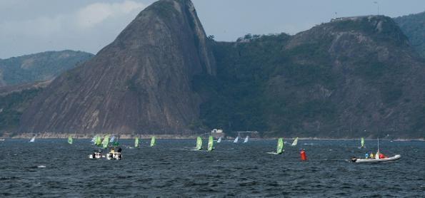 Possibilidade de chuva no Rio nesta terça-feira