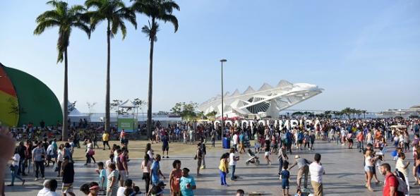 Rajadas de vento influenciam provas nas Olimpíadas