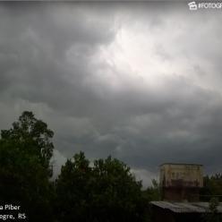 Sul do Brasil pode ter temporais nesta quarta-feira