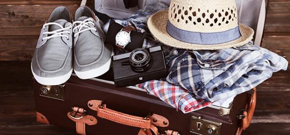 O que levar na mala para uma viagem com saúde