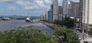 Vitória tem tarde mais quente de 2019