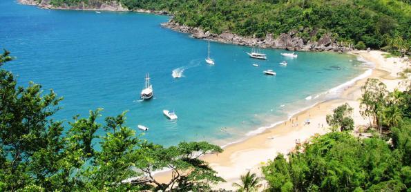 5 praias maravilhosas para ir de carro no fim de semana