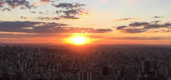 BH tem novo recorde de calor para 2018