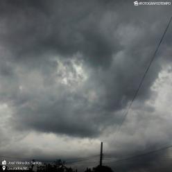 Alerta para temporais em Mato Grosso do Sul nesta terça