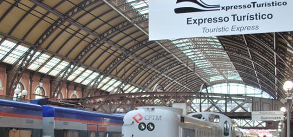 Passeios de trem em SP para fazer no fim de semana