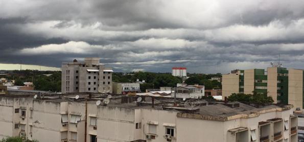Alerta para temporais no Sul do Brasil