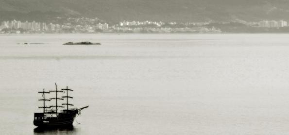Alto risco de deslizamento na Grande Florianópolis