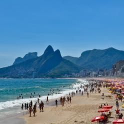 Semana com calor no Rio de Janeiro