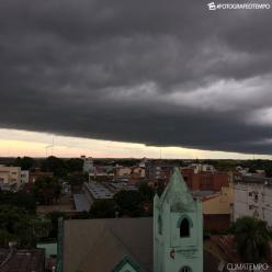 Sul do Brasil volta a ficar em alerta para temporais
