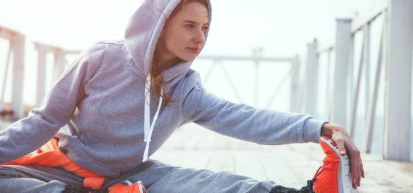 Evite lesões ao praticar exercícios neste inverno! Veja nossas dicas!