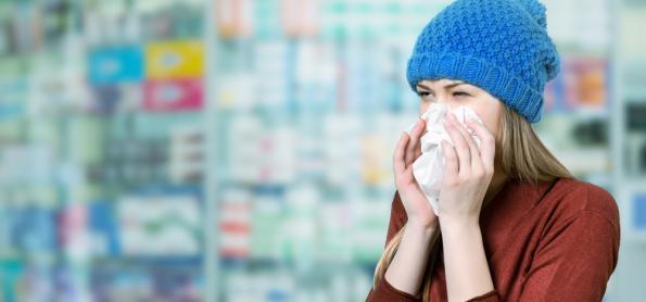 Alergias de inverno e covid-19