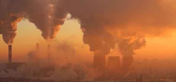 Coronavírus e poluição do ar