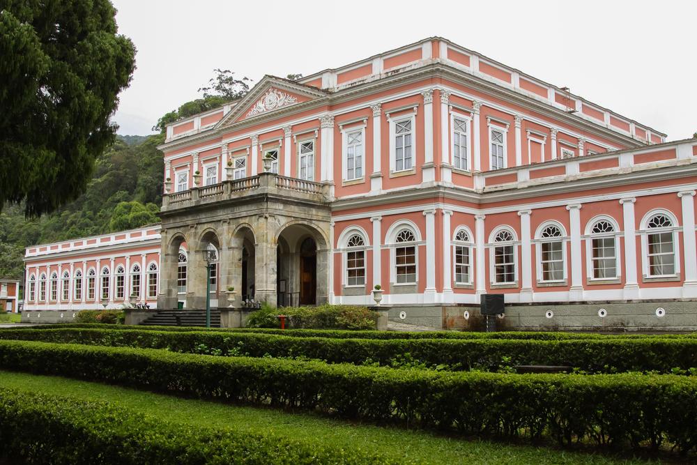 Dez museus que revelam a hist ria do brasil neste sete de setembro categoria not cias climatempo - Casa palacete 1822 ...
