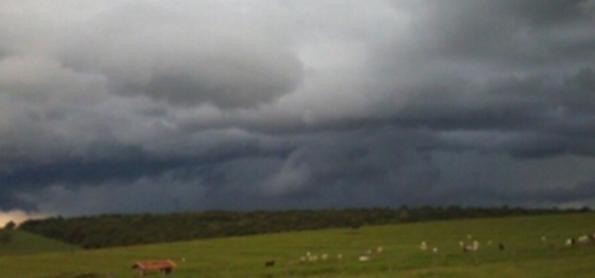 Semana de tempo muito instável em Mato Grosso do Sul
