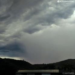 Semana de chuva na Região Sudeste