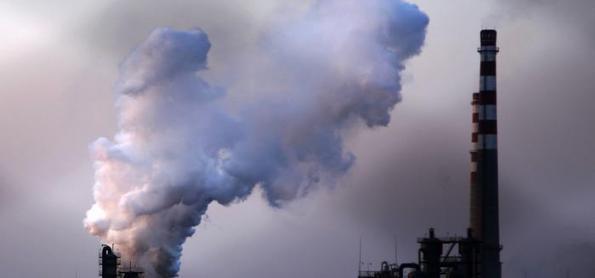 Emissões de CO2 voltam a subir pela primeira vez em anos