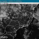 Tempestade subtropical Guará atua no mar entre ES e BA