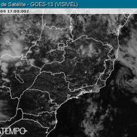 Tempestade subtropical Guará atua no mar entre ES e BA