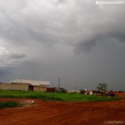 Chuva volumosa no BR na primeira quinzena de dezembro