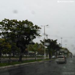 Alerta para muita chuva no sul da Bahia