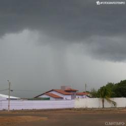 Mais temporais na Bahia