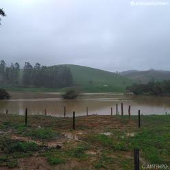 Chuva aumenta no Espírito Santo