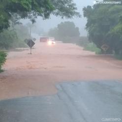 Minas Gerais ainda terá muita chuva esta semana
