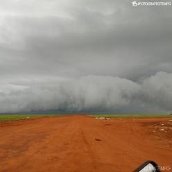Mais chuva para Goiás, Distrito Federal e Mato Grosso