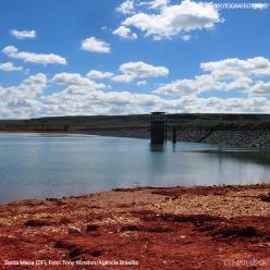 Reservatórios do DF sobem com chuva de novembro e dezembro