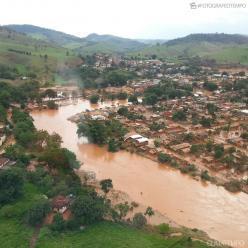 Chuva ainda cai volumosa sobre Minas Gerais até o domingo