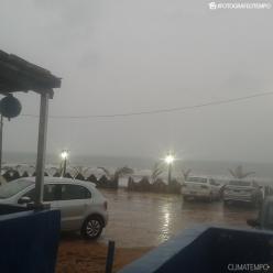 Chuva de meteoros no Brasil