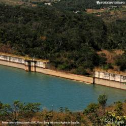 Chuva de Outubro e Novembro favorece reservatórios do DF
