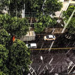 Chuva não dá trégua a Minas Gerais e ao Espírito Santo