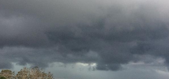 Chuva não dá trégua no Centro-Oeste