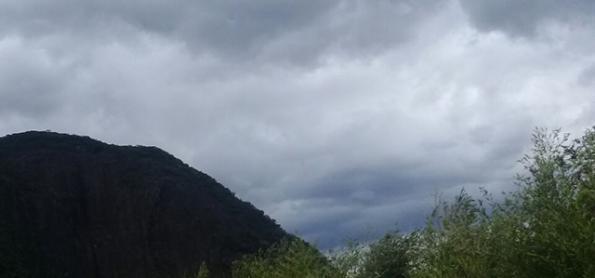 RJ continua com muitas nuvens e pouca chuva