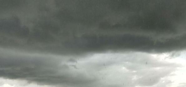 Volta a chover forte em São Luís