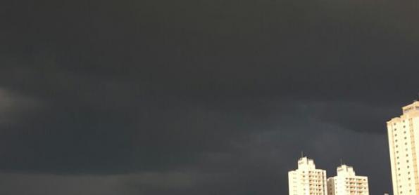 MT, GO e DF ainda terão muita chuva nos próximos dias