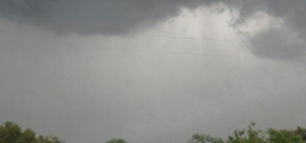 Cidades do norte mineiro já superaram a média de chuva do mês