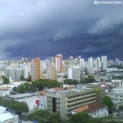 Região Nordeste terá temporais nesta quinta-feira