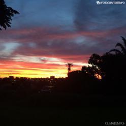 Duplo recorde de calor em Campo Grande (MS)