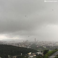Muita chuva no leste da Paraíba e de Pernambuco
