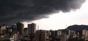 Previsão de mais tempestades para o Rio Grande do Sul